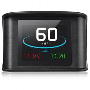 Street Guardian GPS Speedometer