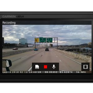 dēzlCam™ 785 LMT-S Truck GPS and Dash Cam