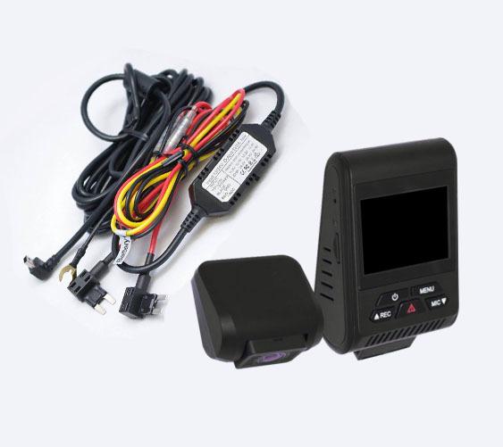 Bundle: Street Guardian SG9663DC PRO 256GB + Parking Mode kit.